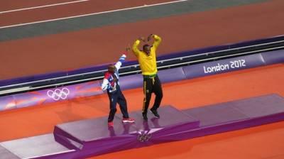 جمیکا کے ایتھلیٹ یوسین بولٹ اپنی کیریئر کی آخری ریس جیتنے میں ناکام رہے-