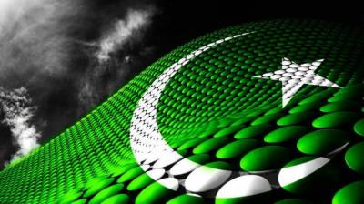 خیبرسے کراچی سے سبز ہلالی پرچموں کی بہار ہے-