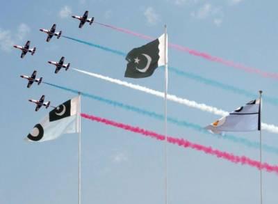 وفاقی دارالحکومت کی فضاؤں میں طیاروں کی گھن گرج سنائی دے گی