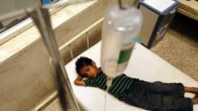 جنگ زدہ ملک یمن میں ہیضے کی وبا سے اندازاً 5لاکھ افراد متاثر ہوئے ہیں: عالمی ادارہ صحت