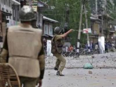 بھارتی یوم آزادی پر مقبوضہ جموں کشمیر میں آج یوم سیاہ منایا جارہا ہے