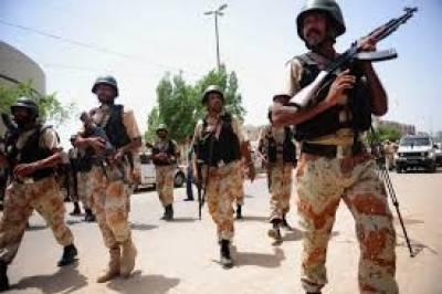 وفاقی دارالحکومت میں امن وامان کے قیام کے لیے پولیس اور قانون نافذ کرنے والوں کی کارروائیاں جاری ہیں
