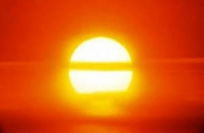 آئیندہ چوبیس گھنٹوں کے دوران بیشتر علاقوں میں موسم گرم اور خشک رہیگا۔