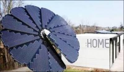ماہرین نے شمسی توانائی کے ایسے پینل بنائے ہیں جو سورج مکھی کے پھول کی طرح سورج کا تعاقب کریں گے
