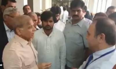 وزیراعلیٰ پنجاب شہباز شریف نےملتان انسٹی ٹیوٹ آف کڈنی کا دورہ کیا