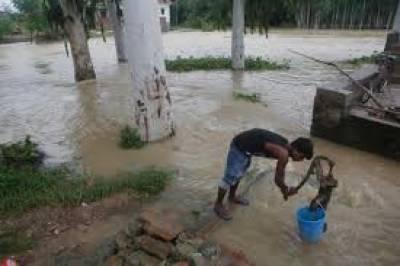 نیپال میں شدید بارشوں نے تباہی مچا دی