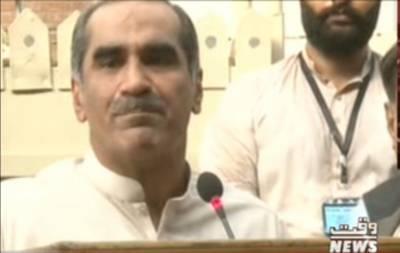 تبدیلی ووٹ کے ذریعے آنی چاہیے کہیں اور سے آنے والی تبدیلی ہمیں قبول نہیں:سعد رفیق