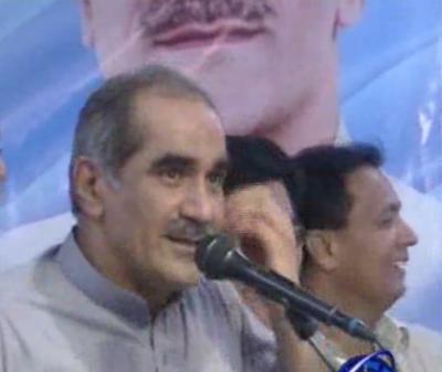 ہم عوام کا فیصلہ تسلیم کریں گے کسی اور کا فیصلہ قبول نہیں:وفاقی وزیر ریلوے خواجہ سعد رفیق