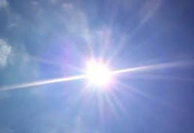 ملک کے بیشتر علاقوں میں موسم گرم اور خشک رہنے کا امکان ہے۔