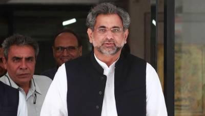 وزیراعظم شاہد خاقان عباسی نے 4 مشیران اور5 معاونین خصوصی کو قلمدان سپرد کر دئیے