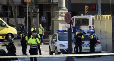 بارسلونا میں دو حملہ آوروں نے راہگیروں پر گاڑی چڑھا دی, 13 افراد ہلاک اور 39 زخمی