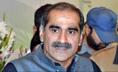 آصف زرداری کے بیان پر سعد رفیق کا ردعمل ,,