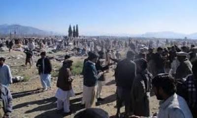 پاکستان میں اس وقت افغانستان سے تعلق رکھنے والے 14 لاکھ 50 ہزار کے قریب مہاجرین موجود ہیں