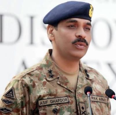 سول ملٹری تعلقات میں کوئی تقسیم نہیں،ڈی جی آئی ایس پی آر میجر جنرل آصف غفور