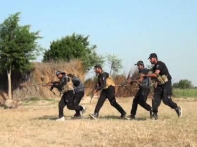 راجن پور میں گزشتہ روز اغوا ہونے والے سات پولیس اہلکاروں کو بازیاب کرا لیا گیا