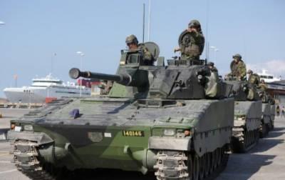 سویڈن نے بڑھتے ہوئے روسی خطرے کے باعث فوج کے بجٹ میں ایک سو نوے ملین پاﺅنڈز کا اضافہ کردیا