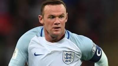 فٹ بال کے مداحوں کیلئے بری خبر یہ ہے کہ انگلش فٹبالر وین رونی نے انٹرنیشل فٹبال سے استعفی دےد یا