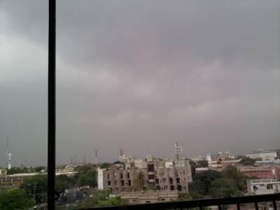 ملک میں مون سون بارشوں نے موسم خوشگوار بنا دیا۔