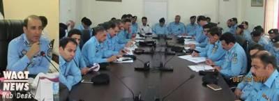 اسلام آ باد پولیس نے عید الاضحی کی سکیورٹی کے حوالے سے سکیورٹی پلان ترتیب دے دیا