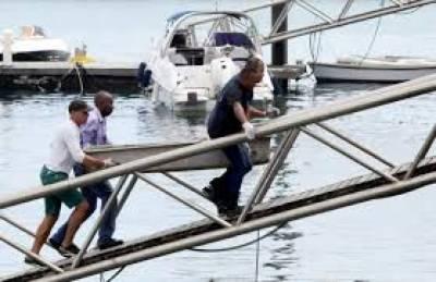برازیل میں حکام کا کہنا ہے کہ دو کشتیوں کے الگ الگ حادثے میں43 افراد ہلاک ہوگئے ہیں