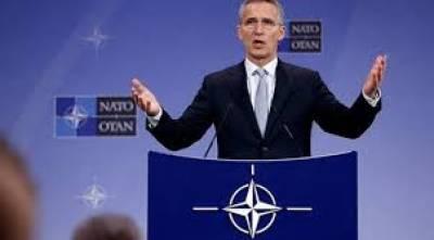 نیٹو نے روس پر الزام عائد کیا ہے کہ وہ اپنے جارحانہ رویے سے یورپ کی سلامتی اور استحکام کو نقصان پہنچا رہا ہے،