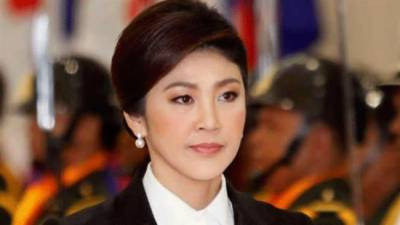 تھائی لینڈ کی سابق وزیراعظم ینگلک شیناوترا کرپشن کیس کے فیصلے کی سماعت میں حاضر نہ ہوئیں