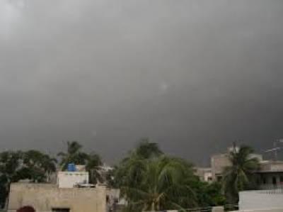محکمہ موسمیات نے کراچی شہر میں شدید بارشوں کی پیشگوئی کر دی
