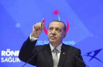 ترک صدرکی خادم حرمین الشریفین سے حج کے مبارک ایام میں خلیجی بحران ختم کرانے کی اپیل