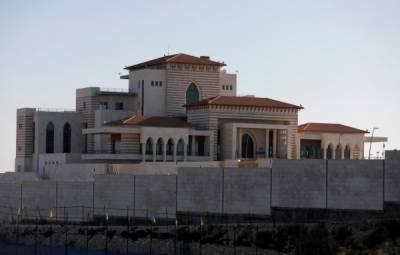 فلسطینی صدارتی محل عوامی لائبریری میں تبدیل