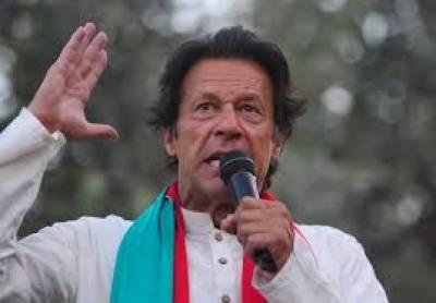 مجھے قومی اسمبلی میں بڑے بڑے ڈاکو نظر آئے، عمران خان