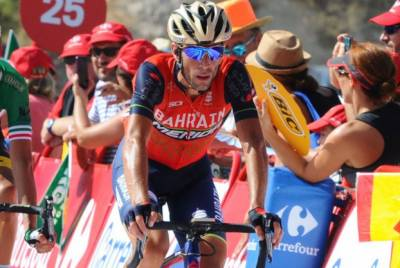 ٹورڈی سپین سائیکل ریس کے دسویں مرحلے میں سائیکلٹس کا سامنا چڑھائی والے پہاڑی راستے سے تھے
