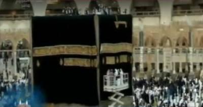 لاکھوں عازمین حج نے رات منی میں قیام کیا، آج رکن اعظم وقوف عرفات ادا کریں گے