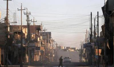 عراق کے تمام علاقوں سے داعش کا قبضہ ختم کرالیا گیا