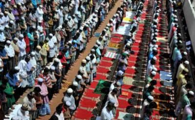 بھارت، بنگلہ دیش، سری لنکا میں بھی مسلمان عید الاضحیٰ جوش و جذبے سے منا رہے ہیں