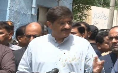 اظہار الحسن پر حملے کی منصوبہ بندی کراچی میں ہوئی نہ سندھ میں۔ وزیراعلیٰ سندھ