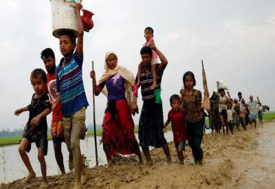 میانمار میں مسلمانوں پرسنگین مظالم۔ تحریک انصاف نے قومی اسمبلی میں تحریک التوا جمع کرادی۔