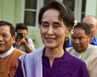 آنگ سان سوچی کی مجرمانہ خاموشی اور روہنگیا مسلمانوں کا قتل عام۔