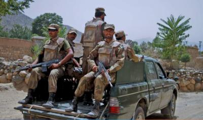 پنجگور میں شرپسندوں کی فائرنگ سے 3 ایف سی اہلکار شہید اور 3 زخمی ہوگئے