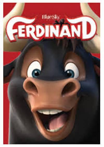ہالی وڈ کی اینی میٹڈ کامیڈی فلم'فرڈینینڈ' کی نئی جھلیکیاں جاری کردی