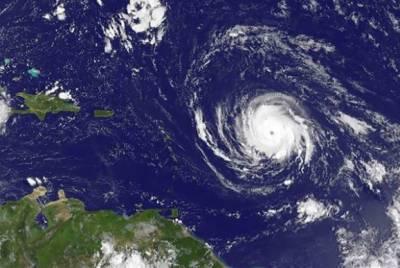 ریاست ٹیکساس کے بعد ریاست فلوریڈا میں سمندری طوفان آنے کی گھنٹی بجا دی گئی