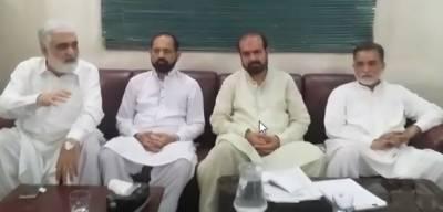 لاہور: این اے 120 ضمنی الیکشن، جماعت اسلامی کی سیاسی کمیٹی کا اجلاس