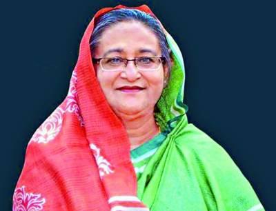روہنگیا مسلمانوں پر تشدد اور انسایت کی تذلیل پر جہاں کئی ممالک یکجا ہونے کیلئے تیار ہیں وہیں بنگلہ دیشی وزیراعظم نے بھی آنکھیں ماتھے پر رکھ لیں