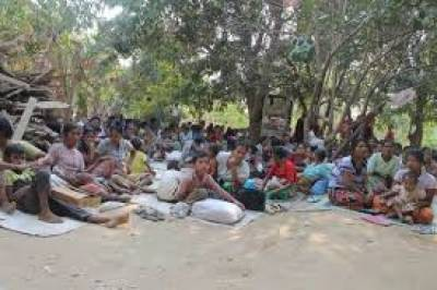 پاکستان سمیت دیگر اسلامی ممالک نے برما حکومت پر دباو ڈالنے کا مطالبہ کیا ہے