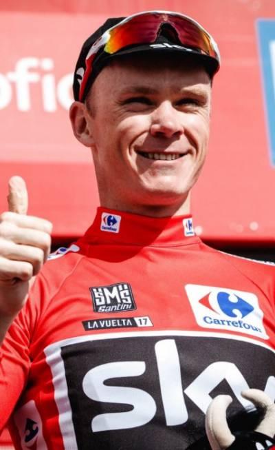 ٹورڈی سپین سائیکل ریس کا سولہواں مرحلہ برطانیہ کے سائیکلسٹ کرس فروم نے جیت لیا