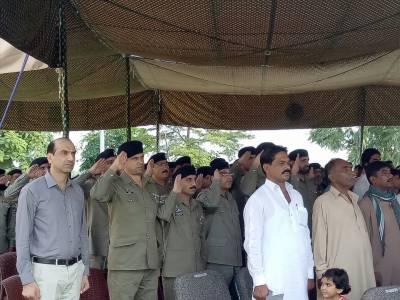 لاہورمیں جنگ ستمبر کے حوالے سے پنجاب رینجرز ہیڈکواٹرز میں تقریب کا انعقاد کیا گیا