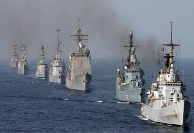 پاک بحریہ دنیا کی بہترین سمندری افواج میں شامل