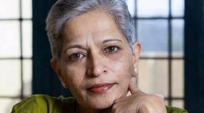 سینئر خاتون صحافی غوری لانکیش کو نامعلوم افراد نے قتل کردیا