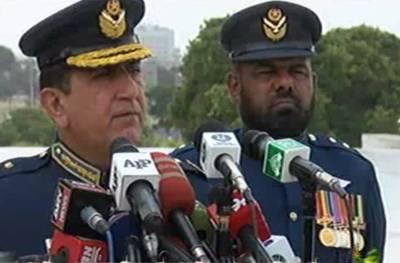 پاکستان کو اندرونی اور بیرونی خطرات کا سامنا ہے، دشمنوں کو واضح پیغام ہے کہ میلی آنکھ سے دیکھنے والوں کی آنکھیں نوچ لی جائیں گی: مارشل عمران خالد