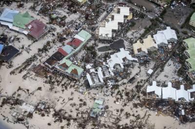 بحراوقیانوس میں بننے والا طوفان ارما نے اب تک 14 افراد کی زندگیاں نگل چکی