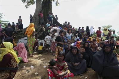 میانمار کے ریاستی مظالم کا شکار روہنگیا مسلمان